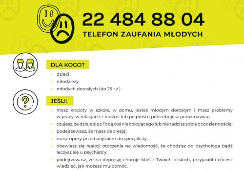 Telefonie Zaufania Młodych