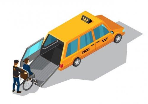 PITON - Policki Indywidualny Transport Osób  Niepełnosprawnych